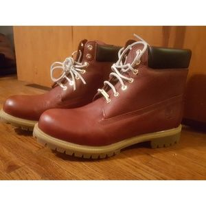 Timberland Shoes - LIMITED EDITION 50th Super Bowl Timberlands